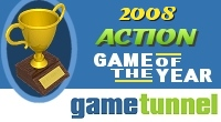 2008 Action Game of the Year