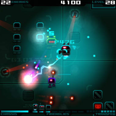 Droid Assault 1.1 screenshot