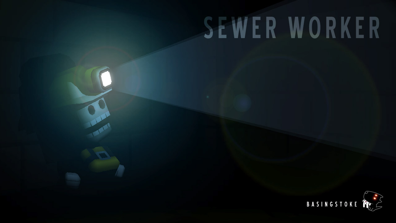 sewer-worker