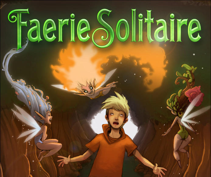 Faerie Solitaire Classic